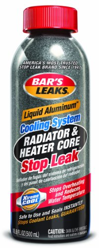 Bar's Leaks 1186 Liquid Aluminum Stop Leak - 16.9 oz.
