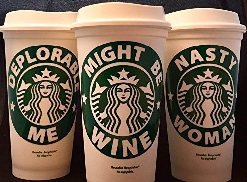 Personalized Reusable Starbucks Coffee Cup 16oz or Frosted ...