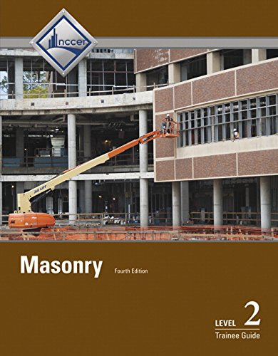 Masonry Level 2 Trainee Guide (4th Edition)
