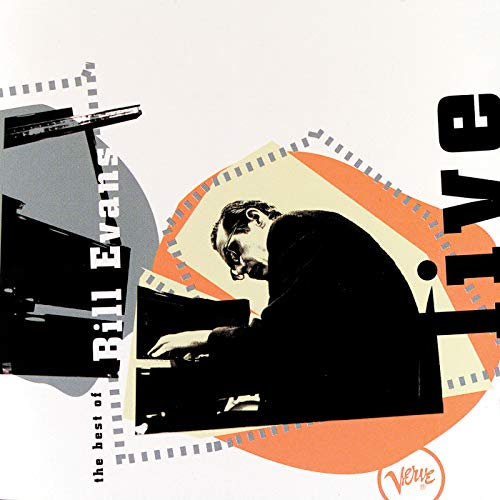 The Best Of Bill Evans Live