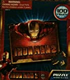 Iron Man 2 Puzzle - 100 Pieces by Marvel