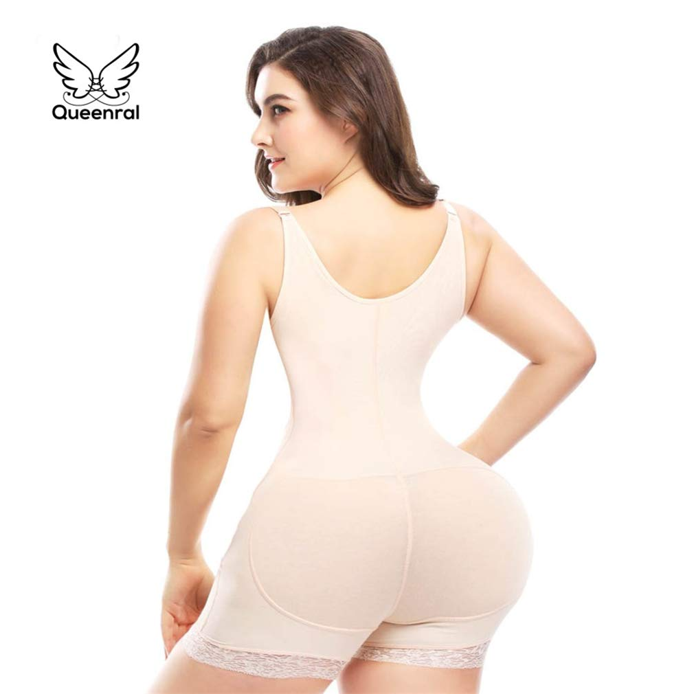 Loyasun Latex Waist Trainer Shapewear Slimming Shaper Corset Briefs Butt Lifter Modeling Strap Body