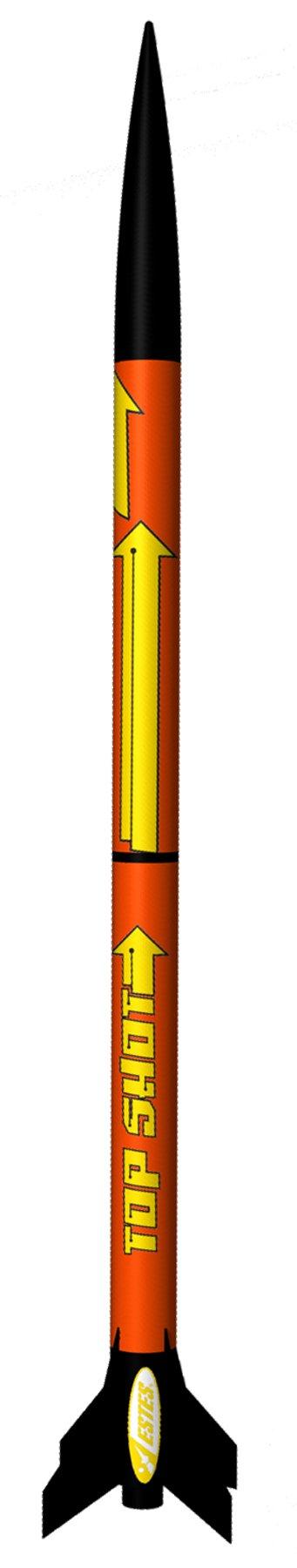Estes Top Shot Model Rocket Kit