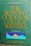 The Bedford Guide for College Writers : With Readings and Handbook, Kennedy, X. J. and Kennedy, Dorothy M., 0312003412