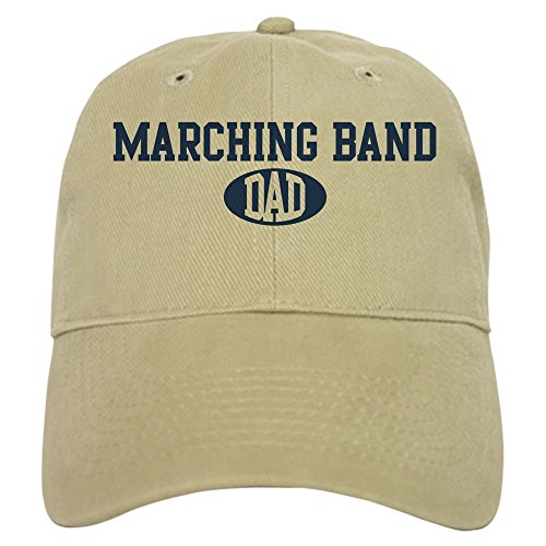 CafePress Marching Baseball Adjustable Closure