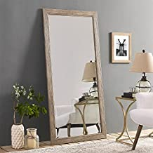 Naomi Home Rustic Mirror Natural/66 x 32""