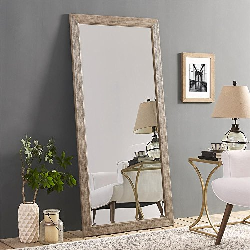 Naomi Home Rustic Mirror Natural/66 x -