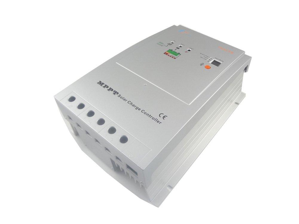 MISOL MPPT Solar regulator 30A / Charge Power Controller / max.pv panel input 100v / solar charge controller/Solarregler/Solarladeregler