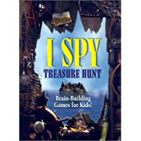 I Spy Treasure Mansion (Ages 6-10) (Win & Mac)