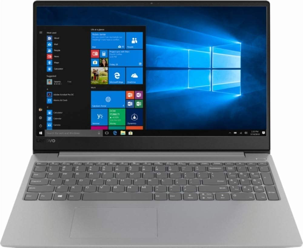 "Lenovo - 330S-15ARR 15.6"" Laptop - AMD Ryzen 5 - 8GB Memory - 128GB Solid State Drive - Platinum Gray (Renewed)"