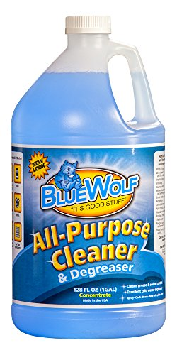 Blue Wolf All Purpose Cleaner & Degreaser 1 Gallon Bottle