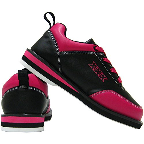 Tenth Frame Sarah Black/Pink - Womens dR1MS