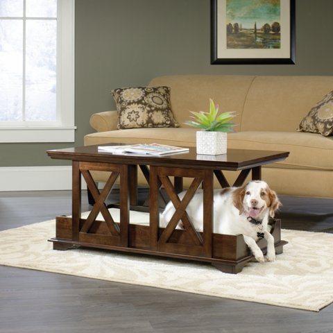 Dog Crates that Look Like Furniture 6 End Side Coffee table and More