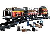 Sluban Lego Cargo Bullet Train