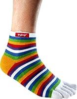 Injinji 2012 Performance Original Weight Mini Crew Toe Socks