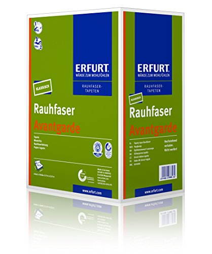 Erfurt Rauhfaser - Avantgarde | 1 Karton mit 6 Rollen