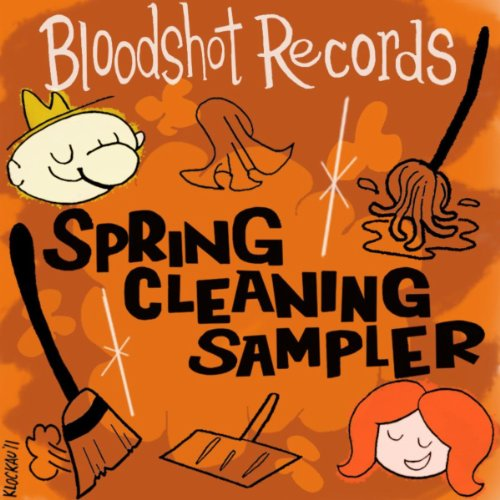 Bloodshot Records Spring Cleaning Sampler