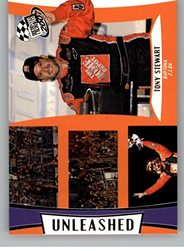 Tony Stewart 2007 Press (2007 Press Pass #103 Tony Stewart NM-MT)