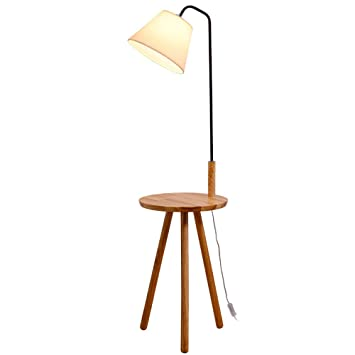 Floor lamp NAUY- Nordic Simple Coffee Table Lámpara De Pie ...