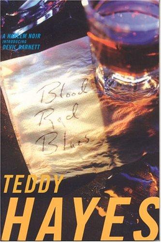 Blood Red Blues: A Devil Barnett Novel PDF