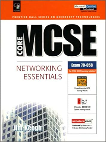 Buy Core MCSE: Networking Essentials (MICROSOFT CERTIFIED SYSTEMS ...