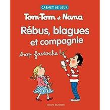 Rébus, blagues et compagnie trop fastiche!