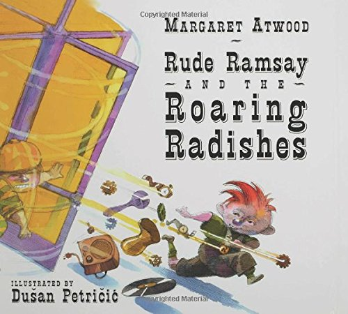 Download Rude Ramsay and the Roaring Radishes pdf