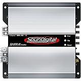 SD1200EVO2OHM SOUND DIGITAL 1200W,1 CHANNEL,2OHM-Set of