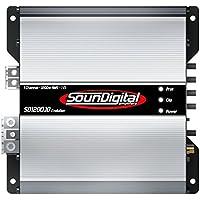 SD1200EVO1OHM SOUND DIGITAL 1350W,1CHANNEL,1OHM-Set of