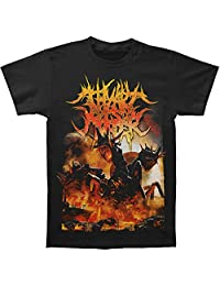 Thy Art Is Murder Men's Hate T-shirt X-Large Black