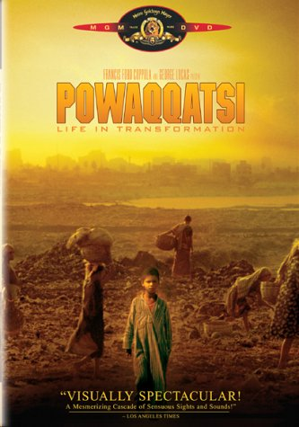Transformation Station - Powaqqatsi - Life in Transformation