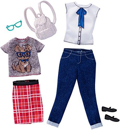 Barbie Fashions Geek Chic, 2 Pack - Curvy
