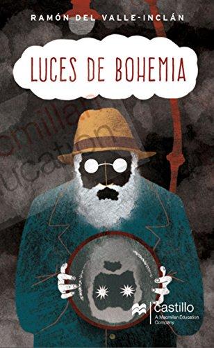 Portada del libro Luces de bohemia de Ramón del Valle-Inclán