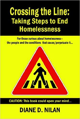 Book CROSSING THE LINE: Taking Steps to End Homelessness