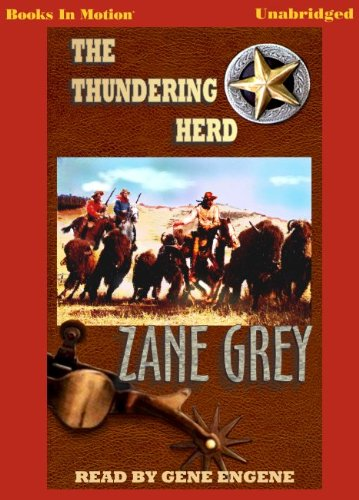 The Thundering Herd by Zane Grey from Books In -