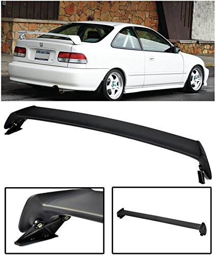 99 honda civic trunk spoiler - 5