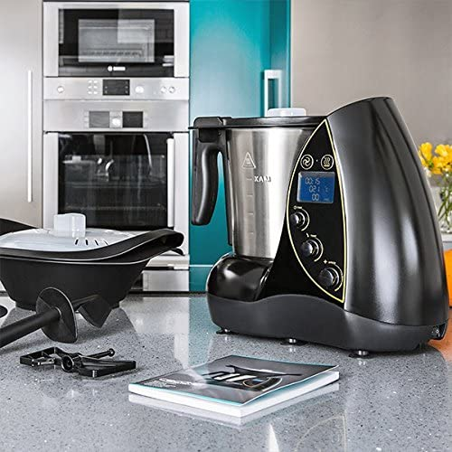 Robot thermo-multicuiseur Gourmet Vu TV mixevolution: Amazon.es: Hogar