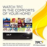 TFC IPTV Set-Top Box - One (1) Year PREPAID Premium Package