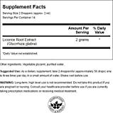 Swanson Licorice Root Liquid Extract