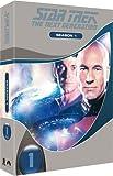 Star Trek : The Next Generation : L'Intégrale Saison 1 - Coffret 7 DVD (Nouveau packaging)
