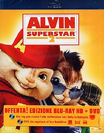 Alvin superstar 2 (+DVD): Amazon.it: Betty Thomas: Film e TV
