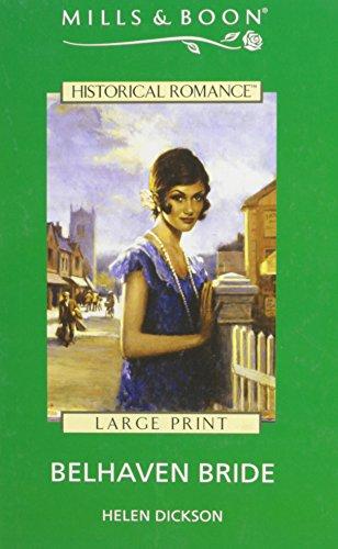 book cover of Belhaven Bride
