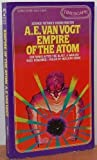 Empire of the Atom, A. E. Van Vogt, 0671461443