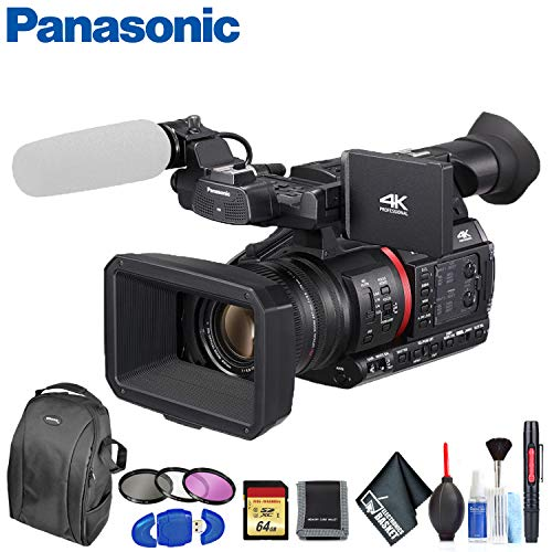 Panasonic AG-CX350 4K Camcorder - Deluxe Kit
