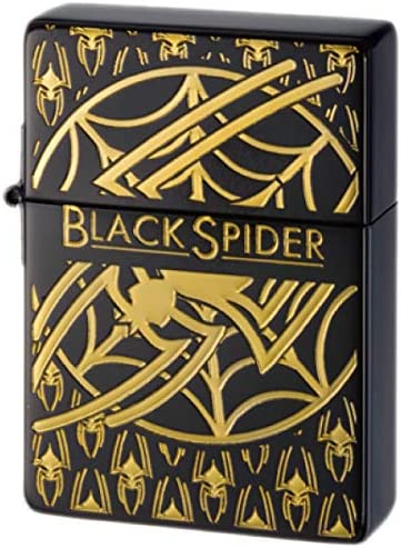 zippo ライター 名入れ ブランド ジッポーライター スパイダー ブラックスパイダー 蜘蛛 zippoライター Zippoライター Zippo ジッポー ZIPPO 1935ブラックスパイダー
