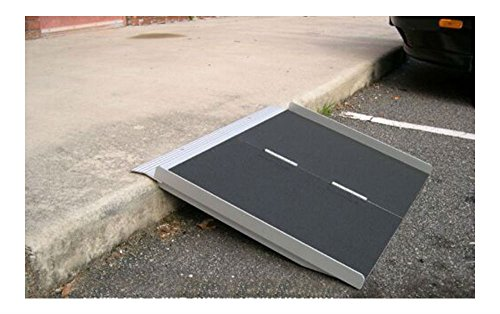 2' Wheelchair Ramp | Scooter Ramp Portable Handicap Ramps from Unknown
