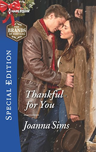 Thankful for You (The Brands of Montana)