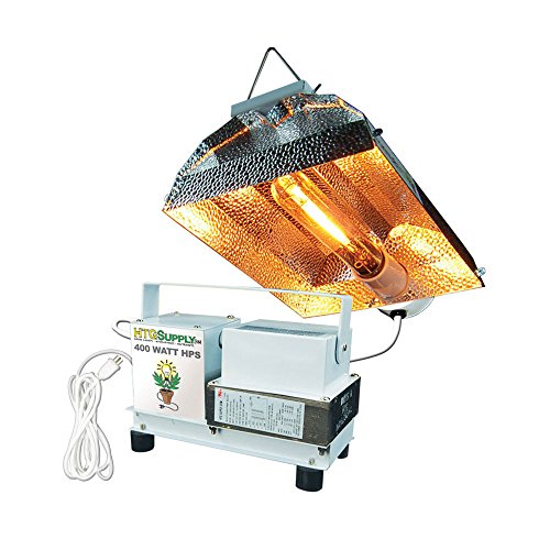 51PVbXXHhaL HTG Supply 400-Watt High Pressure Sodium (HPS) Complete Grow Light, Bulb Included
