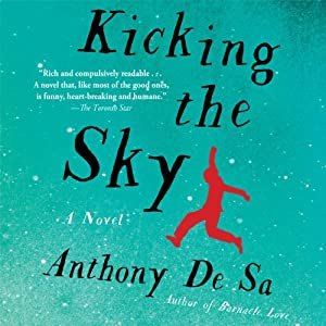 Kicking the Sky Audiobook