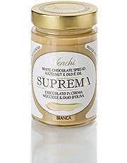 Venchi Suprema Crema Spalmabile Bianca, 300 gr